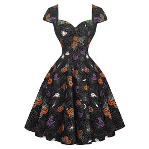 Hell Bunny Harlow 1950s Dress