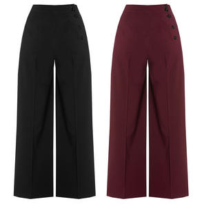 Hell Bunny Hubertine Trousers