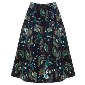 Dancing Days Peacock Skirt