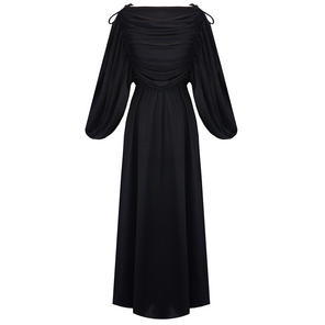 Hell Bunny Shoreditch Maxi Dress