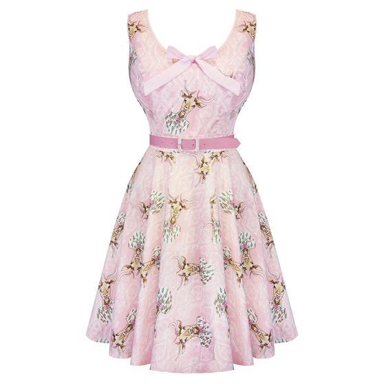 Hell Bunny Deery Me Dress
