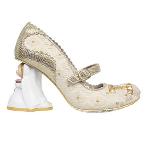 Irregular Choice I Love You Wedding Shoes