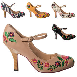 Dancing Days Kalocsai Shoes