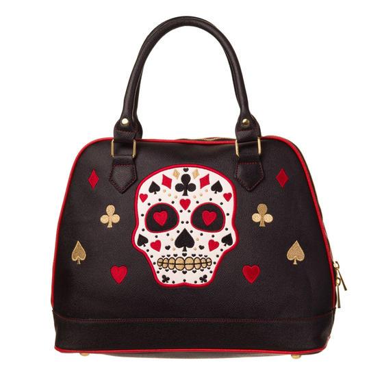 Banned Lash Out Handbag