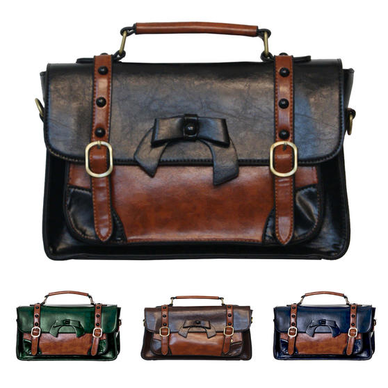 Dancing Days Buckle & Bow Bag