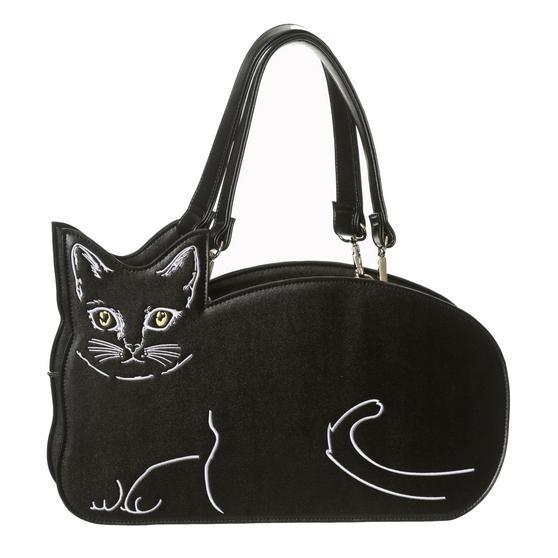Banned Kitty Cat Handbag