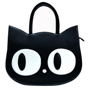 Banned Heart of Gold Cat Handbag