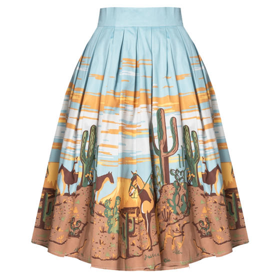 Dancing Days Magical Day Swing Skirt