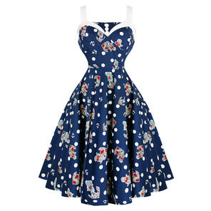 Hell Bunny Oceana 1950s Dress