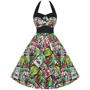 Hell Bunny B Movie 1950s Dress