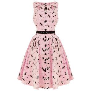 Voodoo Vixen Kitty Cat Dress