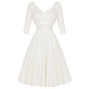 Voodoo Vixen Dorothy 1950s Wedding Dress