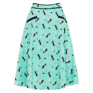 Voodoo Vixen Emma 1950s Skirt