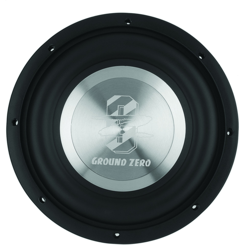 ground zero hydrogen subwoofer 1200w 10 car audio sub ebay. Black Bedroom Furniture Sets. Home Design Ideas