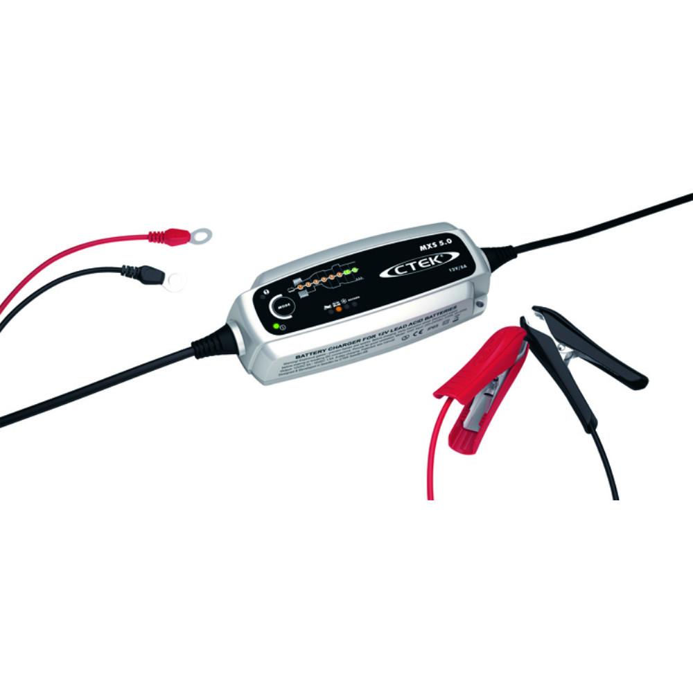 ctek mxs 5 0 car boat battery charger conditioner ebay. Black Bedroom Furniture Sets. Home Design Ideas