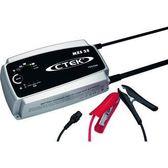 CTEK MXS 25 Professional Battery Charger Preview
