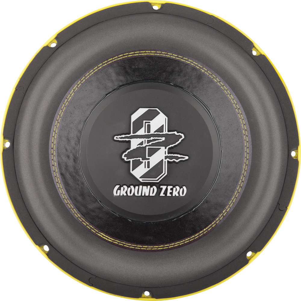 ground zero radioactive gzrw30spl extreme 1400w rms spl car subwoofer. Black Bedroom Furniture Sets. Home Design Ideas
