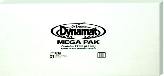Dynamat Xtreme Mega Pak DYN10465 Car Van or Motorhome Large Sound Deadening Pack