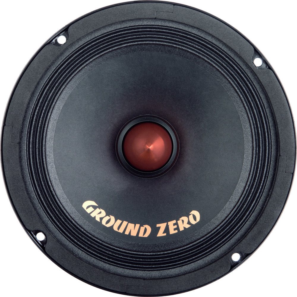 ground zero gzcm 8 4pp cl pro midbass car audio speaker ebay. Black Bedroom Furniture Sets. Home Design Ideas