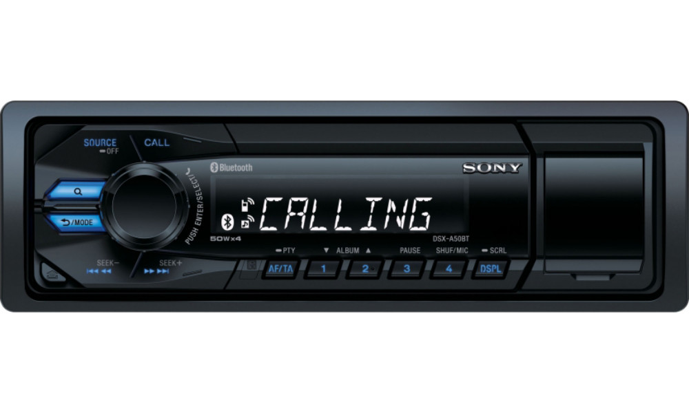 Sony DSX-A50BT Car Stereo Radio Media Player With