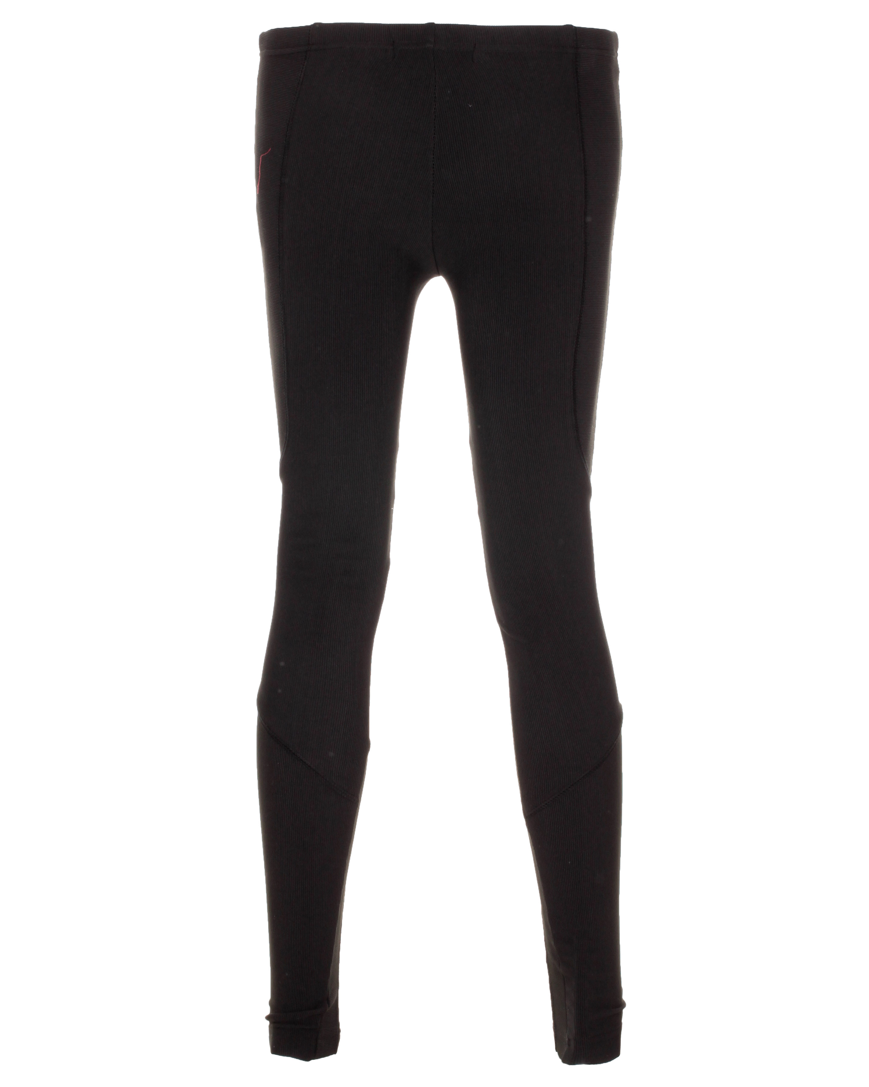 Blue-Inc-Womens-Polyester-Leggings-Black