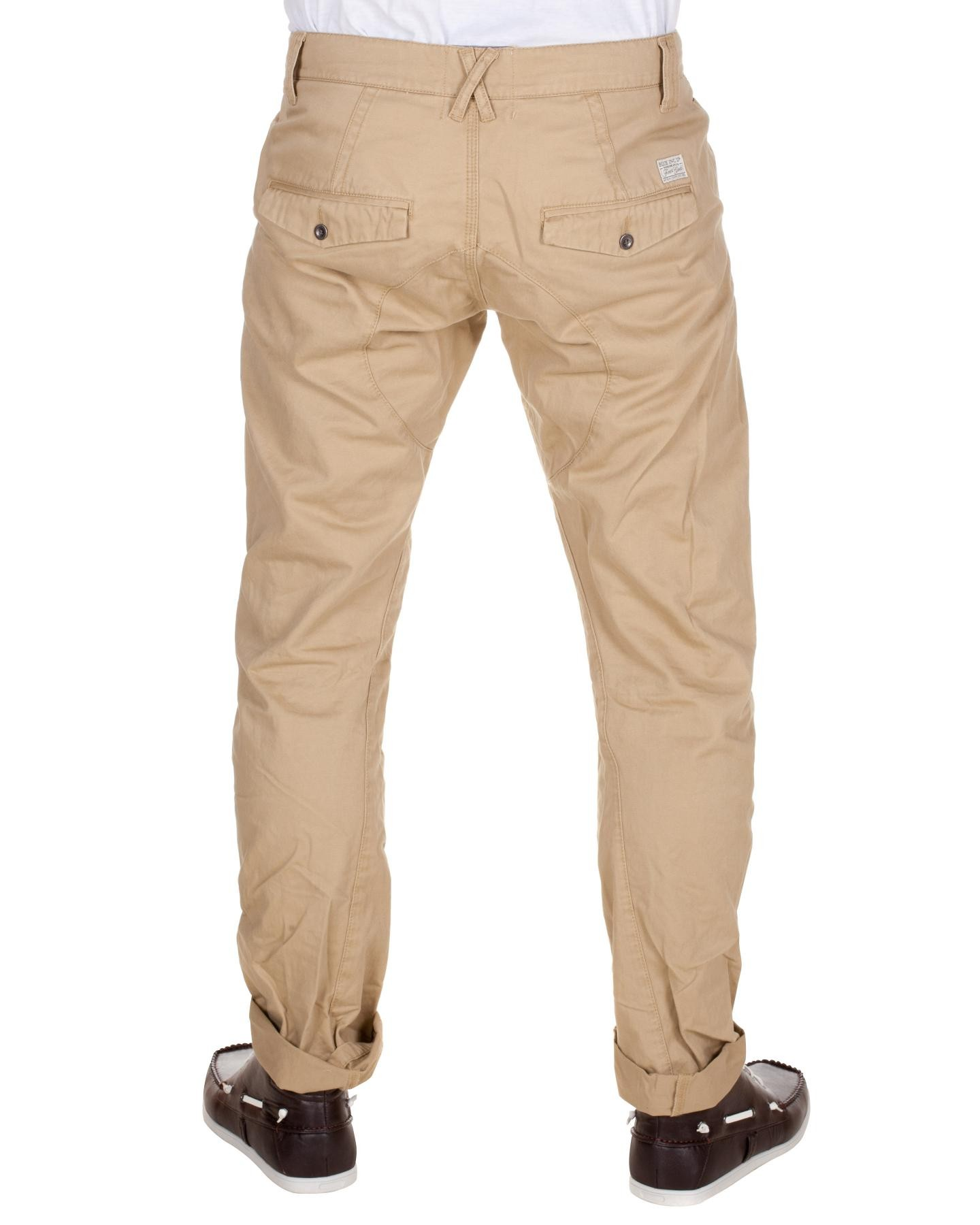 Blue-Inc-Mens-Neil-Carrot-Fit-Chino-Jeans-in-Beige