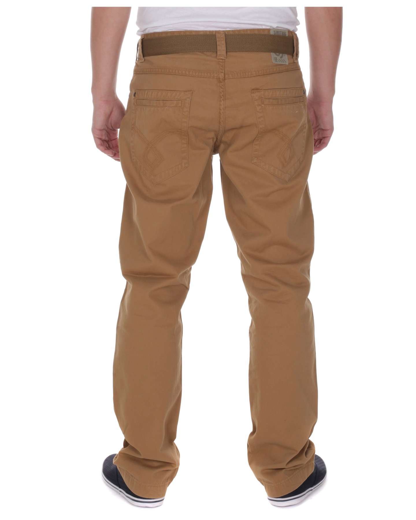 Blue-Inc-Mens-Smith-amp-Jones-Eastwood-Chino-Jeans-Cobblestone