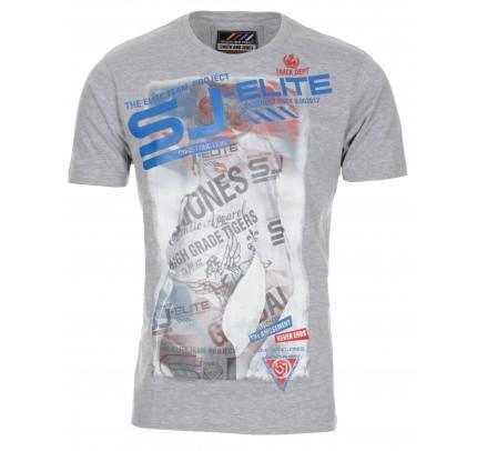 Blue-Inc-Mens-Smith-amp-Jones-Edigy-T-shirt-Light-Grey