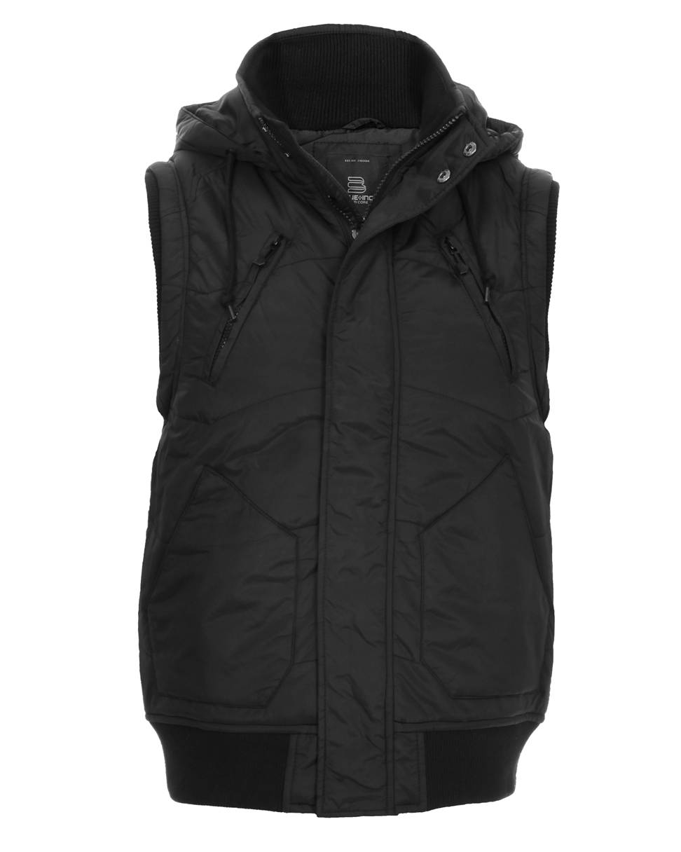 Blue-Inc-Mens-Boys-Wet-Look-Gilet-Body-Warmer