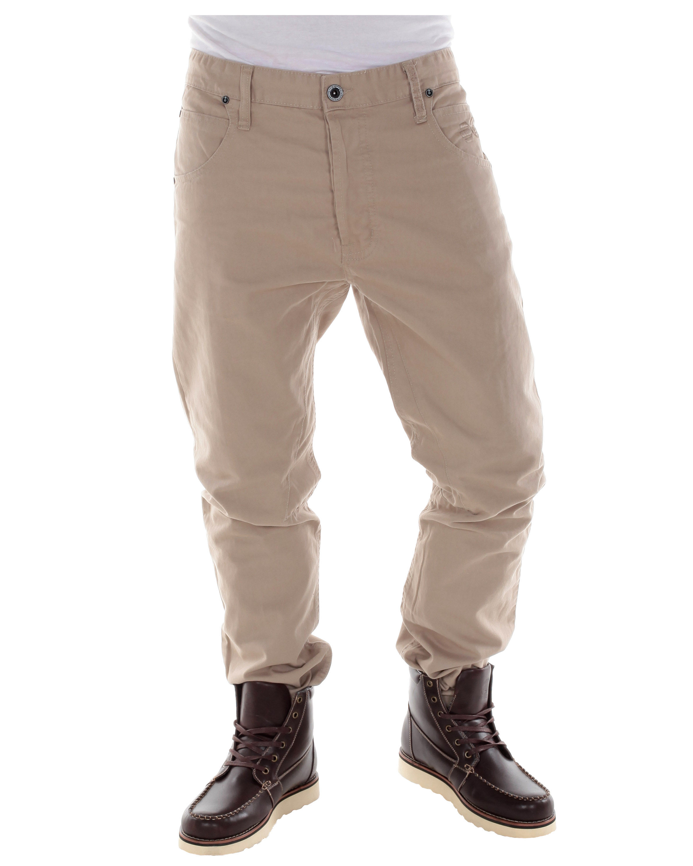 Blue-Inc-Mens-Crosshatch-Engine-Chino-Cream