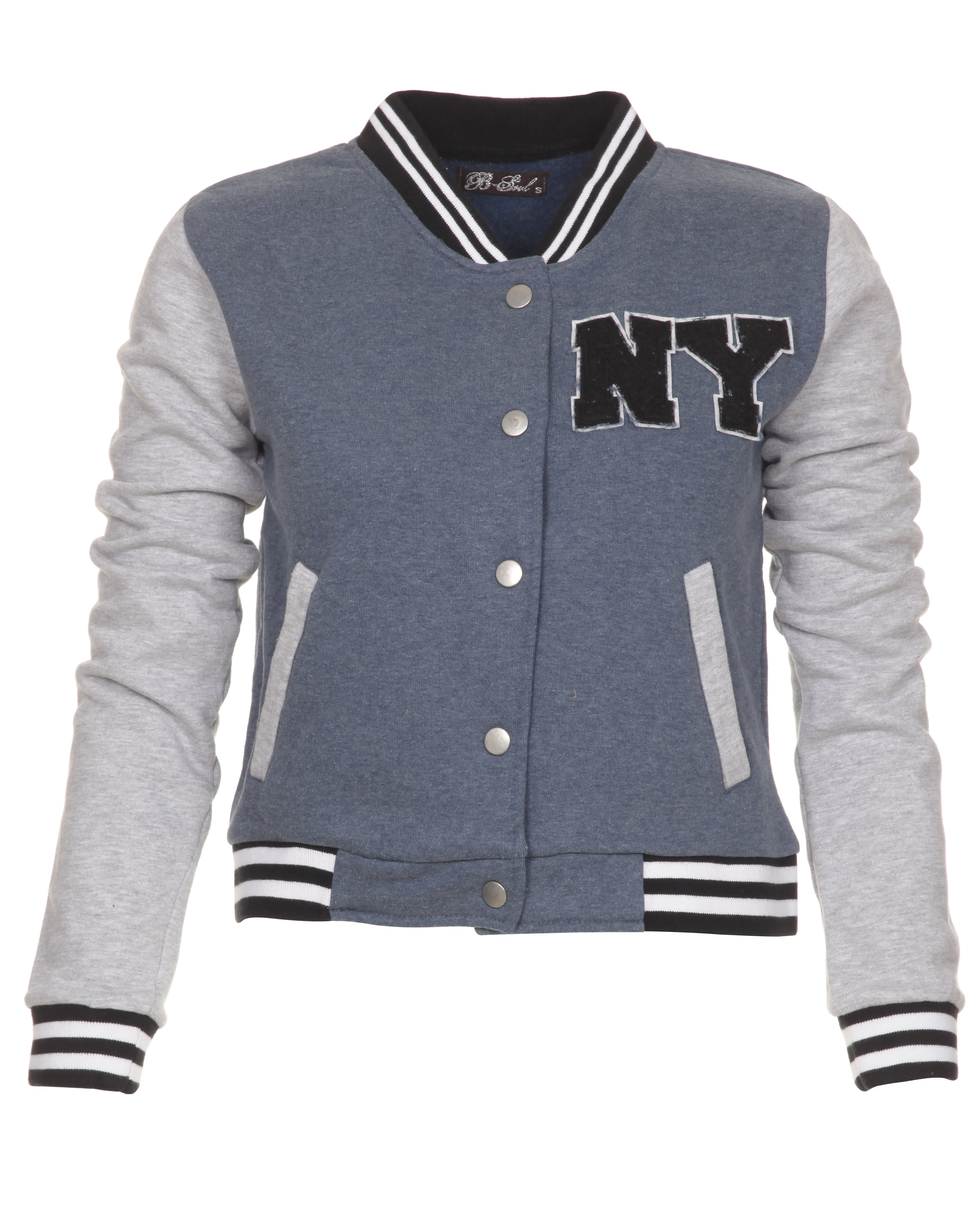 Ladies Baseball Jackets - Coat Nj