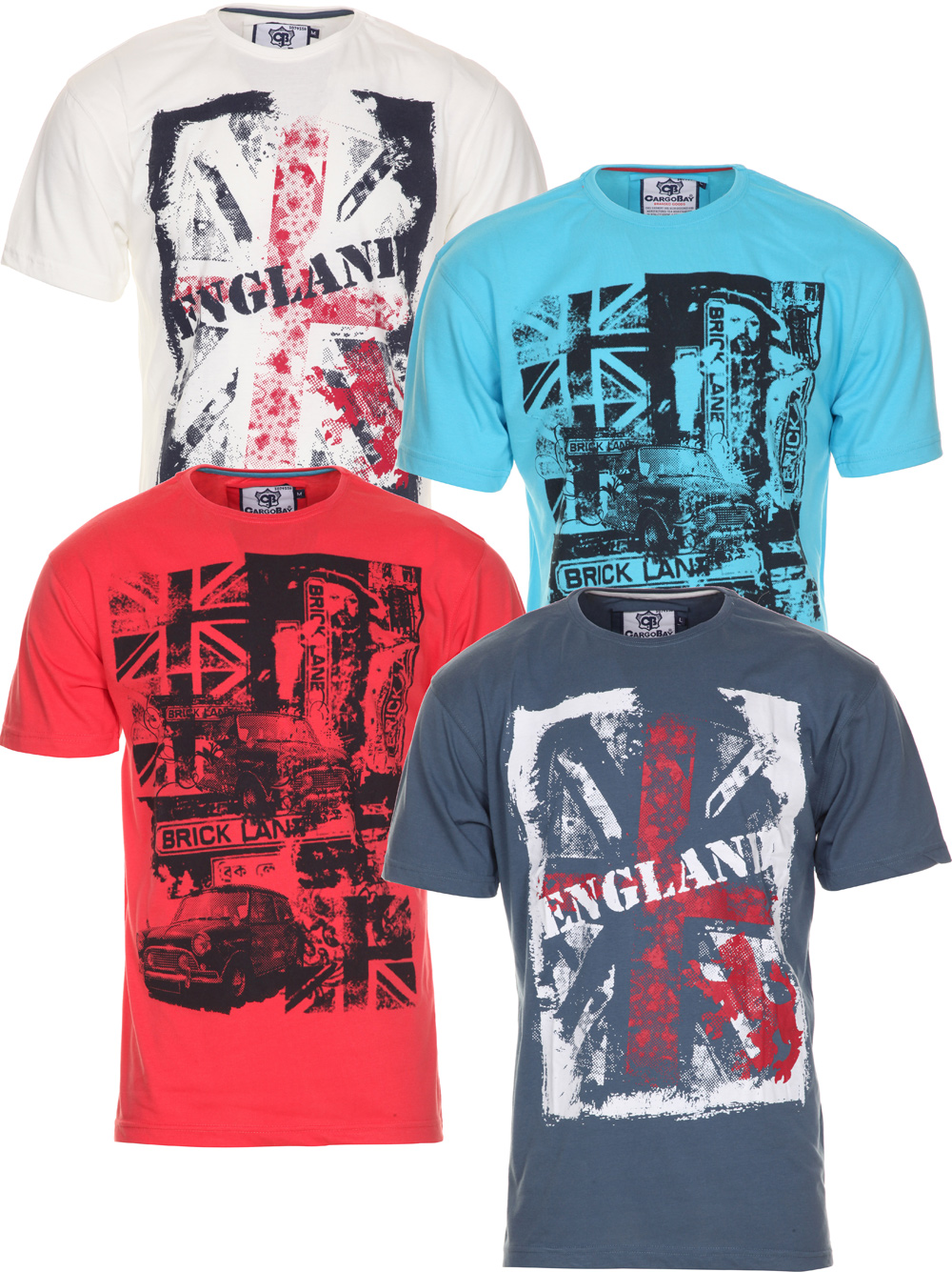 Blue-Inc-Mens-Cargo-Bay-Multi-Colour-Two-Pack-Brittania-T-Shirt-Deal