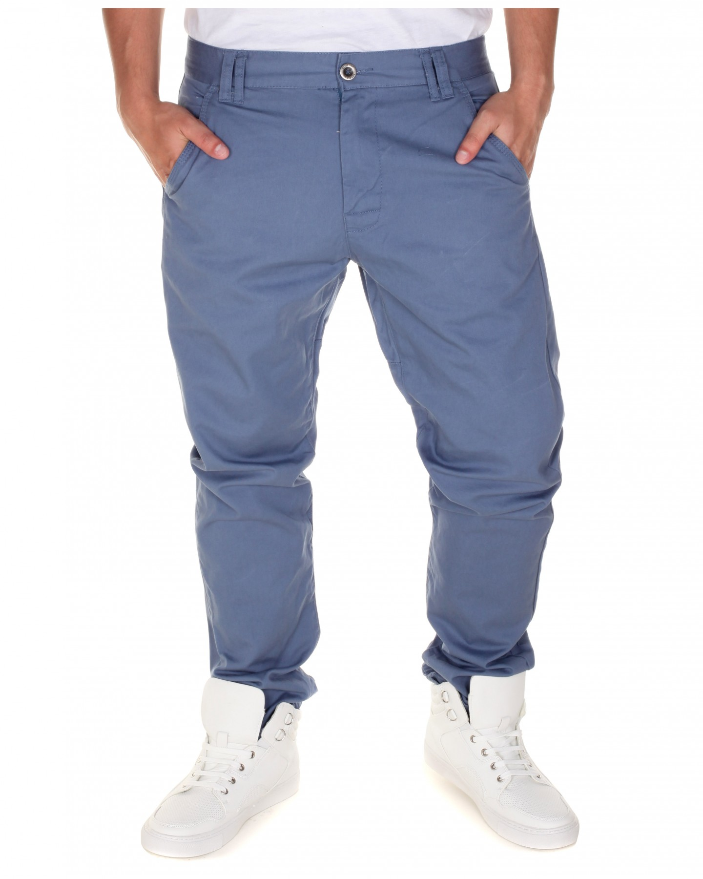 Blue-Inc-Mens-Twist-Slim-Fit-Twill-Chino-Zip-Fly-Blue