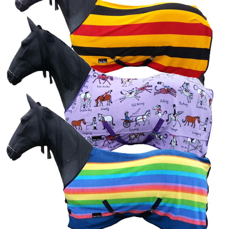 Horse Cob Pony Full Cooler Stable Show Full Neck Travel