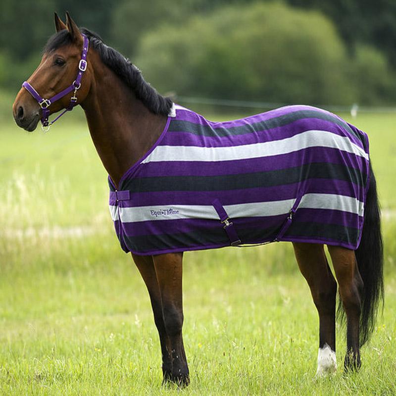 Pony Decken: Reit Pferd Cob Pony Stall Show Winter Reise Fleece Pferde