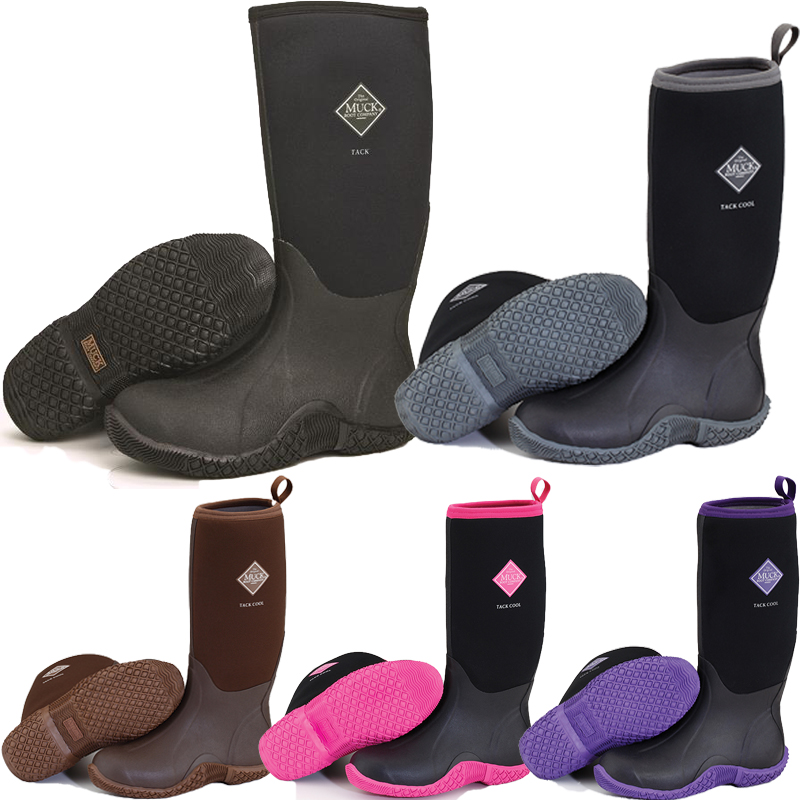 Tack Classic New Waterproof Country Walking Horse Riding Welly