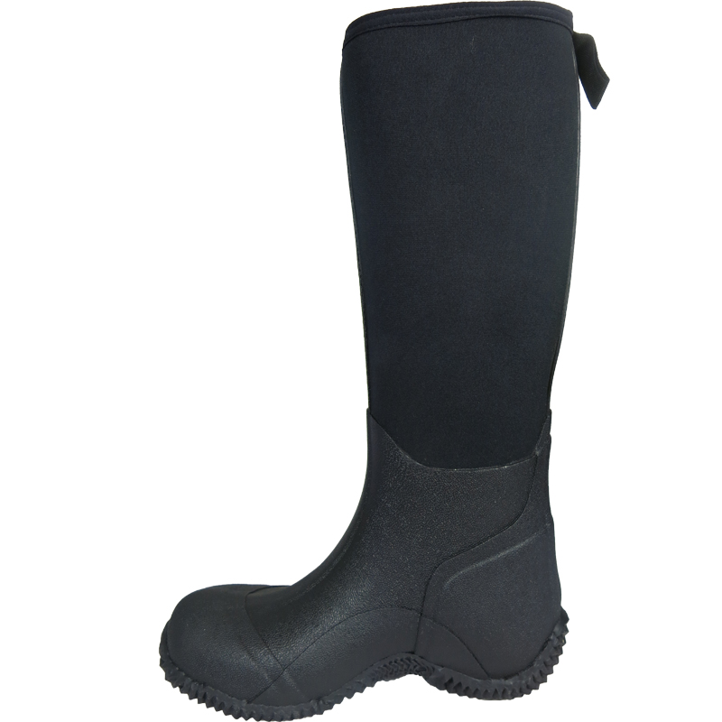 LADIES MENS WARM WELLINGTON RUBBER MUCK BOOTS ALL SIZES WATERPROOF ...