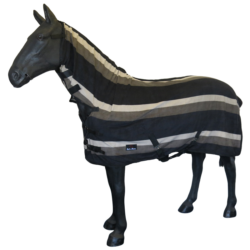 Details About Horse Cooler Fleece Rug Insulated Sheet All Sizes Colours Pony Cob Full Neck