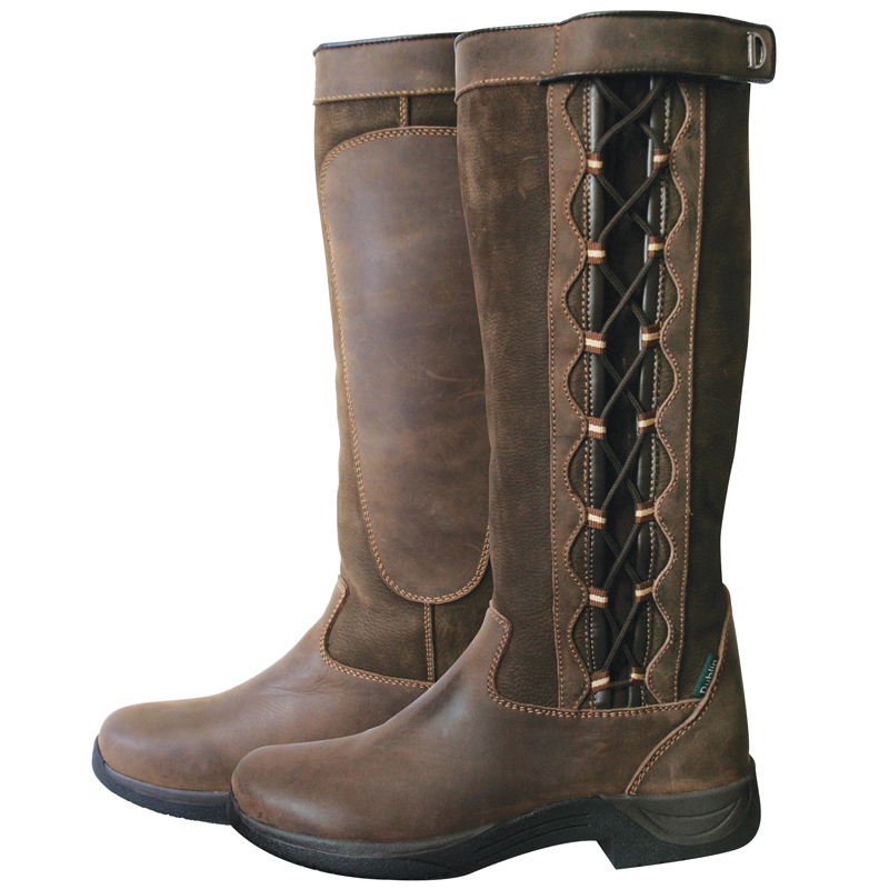 Simple Lucchese Women39s Alexis Riding Boot  Chocolate