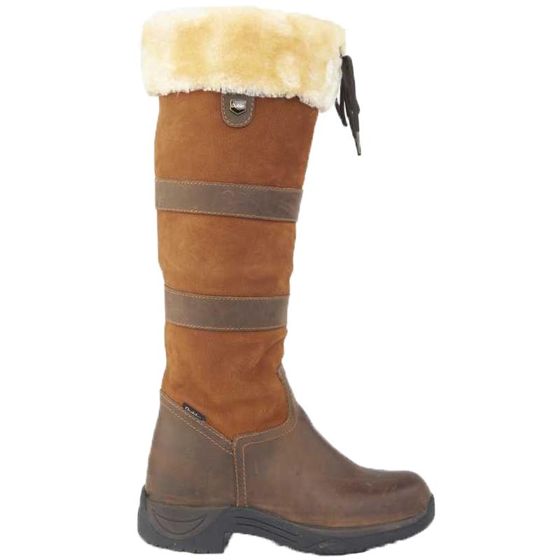 Dublin Eskimo Horse Riding Boots Womens Waterproof Winter
