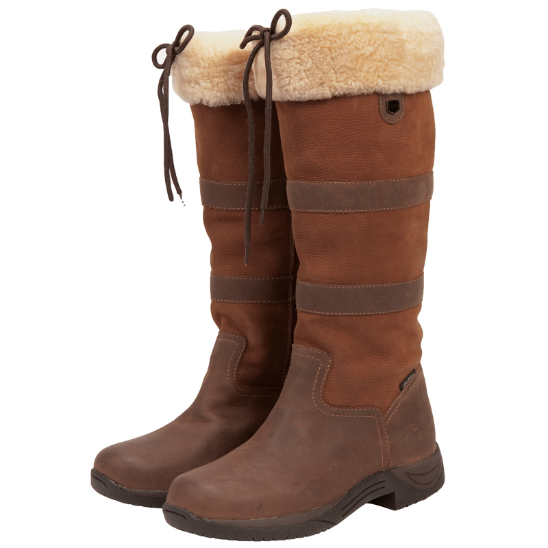 dublin eskimo horse riding boots womens waterproof winter