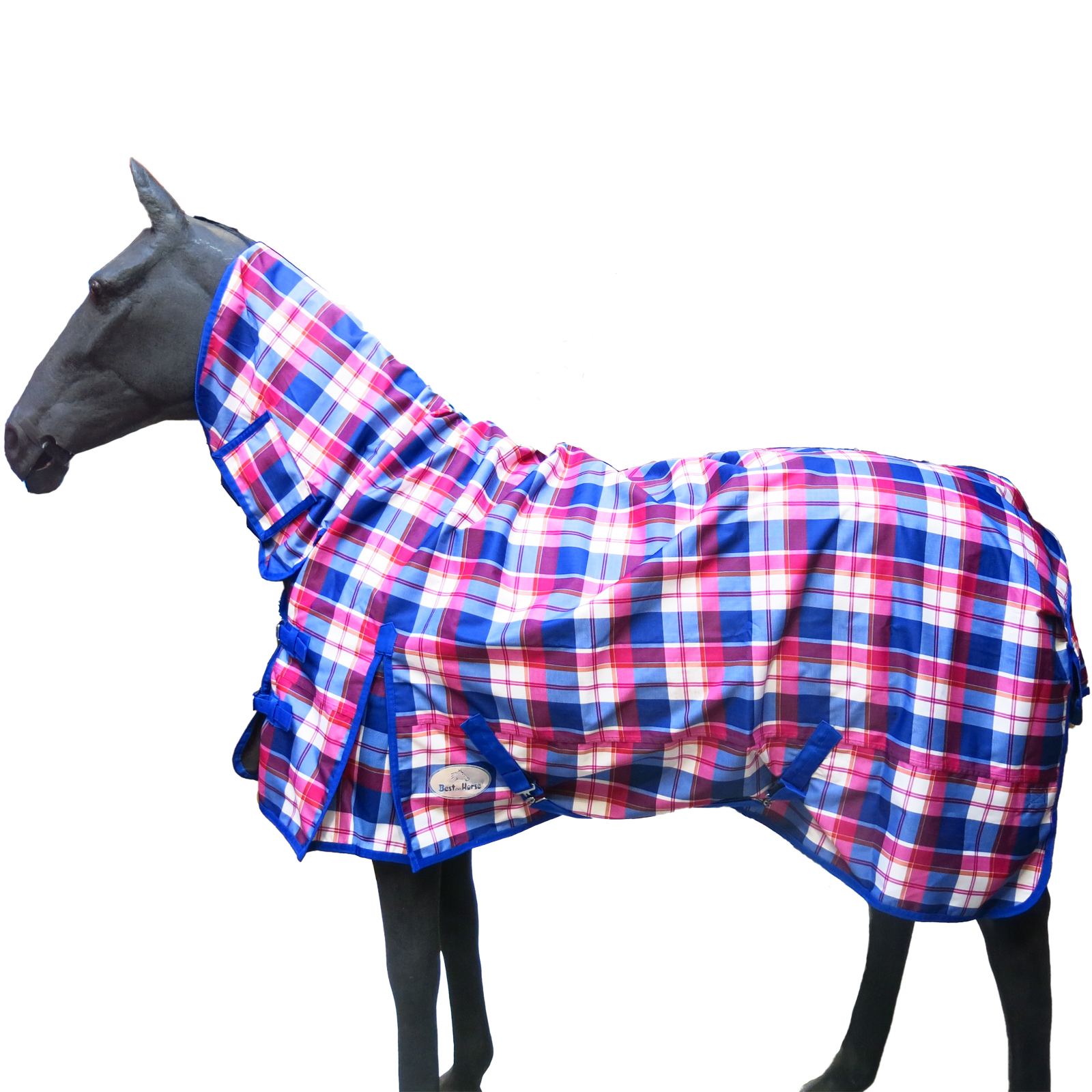 Pony Horse Lightweight Waterproof Turnout Combo Sheet Rain Full Neck Rug UK Size