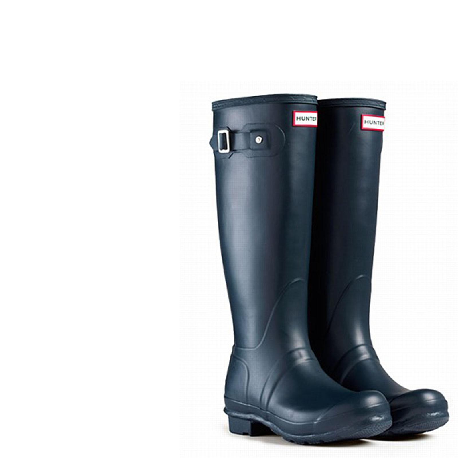 Ladies Womens Original/Tall/Gloss/ Hunter Stable Yard Rain ...