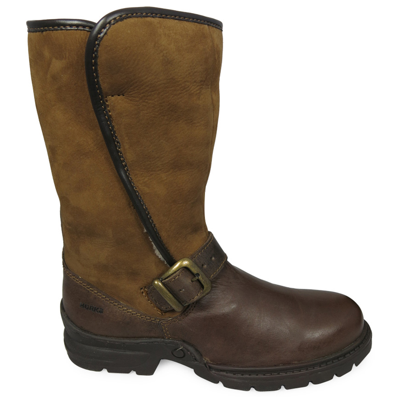 Cool WOMENS EQUESTRIAN HORSE RIDING LEATHER LONG STABLE YARD BOOTS SIZE 3 4 5 6 7 8 | EBay
