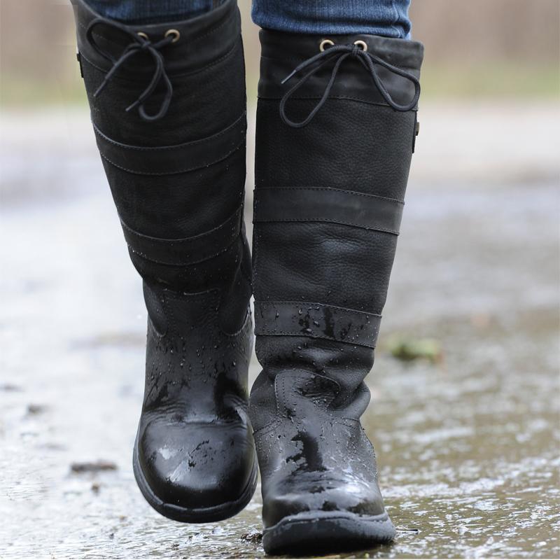Dublin Waterprrof River Boots Horse Riding Winter