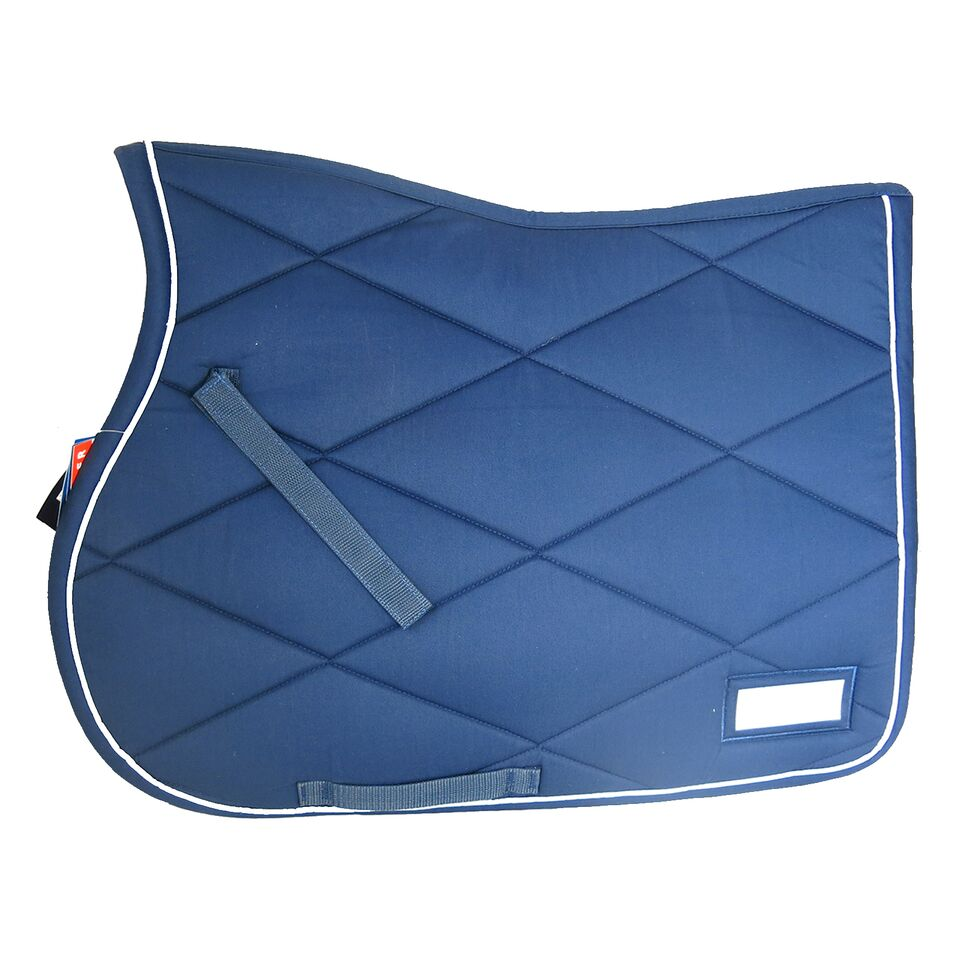 NEW EQUESTRIAN RACING COMFORTABLE PADDED QUILTED NUMNAH PAD ALL COLOURS & SIZES