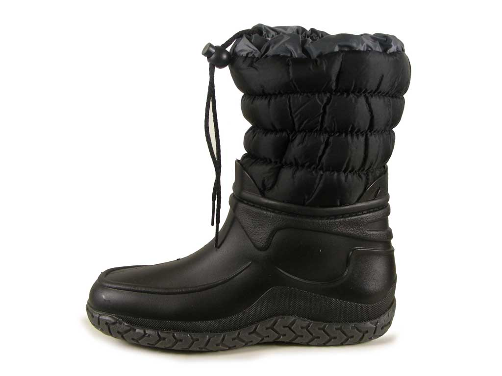 New Black Winter Boots For Women  Boot Yc