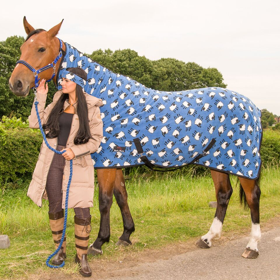 Pony Cob Horse Show Travel Le Cooler Sheet