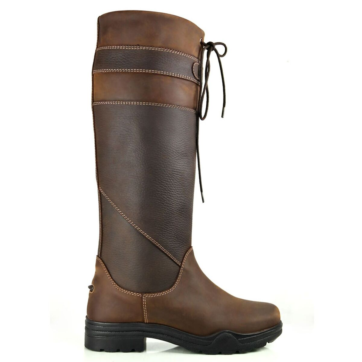 Brogini Ruscello Boots- Ladies Winter Country Outdoor Long ...
