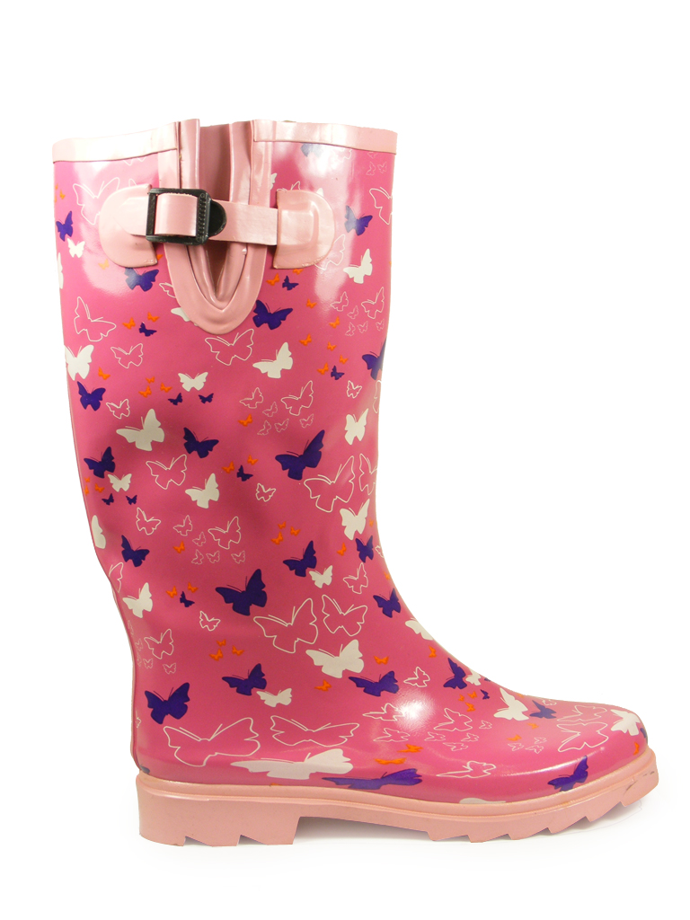 LADIES FESTIVAL WELLYS WINTER SNOW WELLIES WOMENS RAIN WELLINGTON BOOTS SIZE 3-8